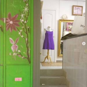 entrada a la clase de costura creativa y manualidades de doart