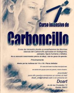 curso intensivo de carboncillo de doart